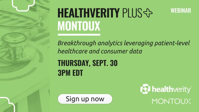 HealthVerity Plus Montoux