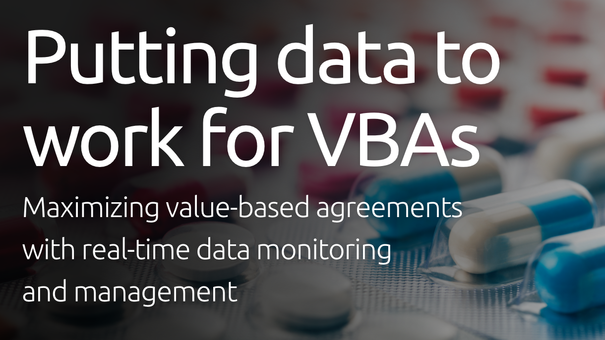 Putting data to work for VBAs