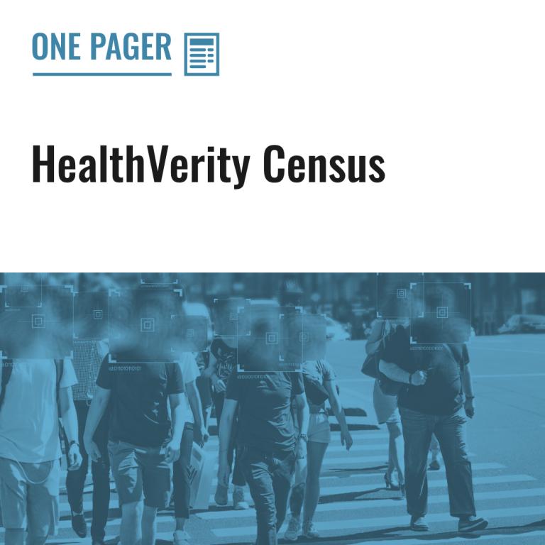 HealthVerity Census