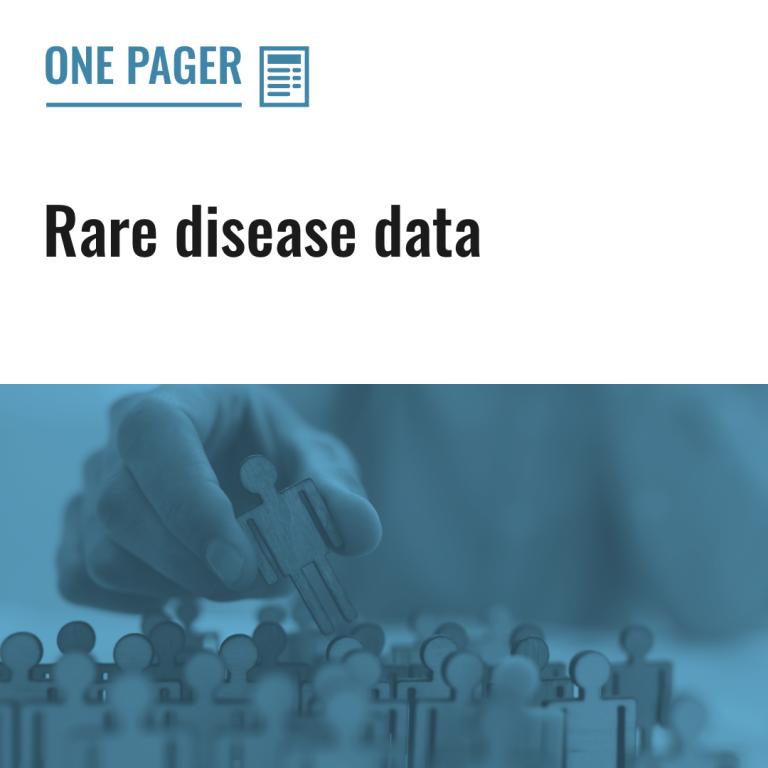Rare disease data