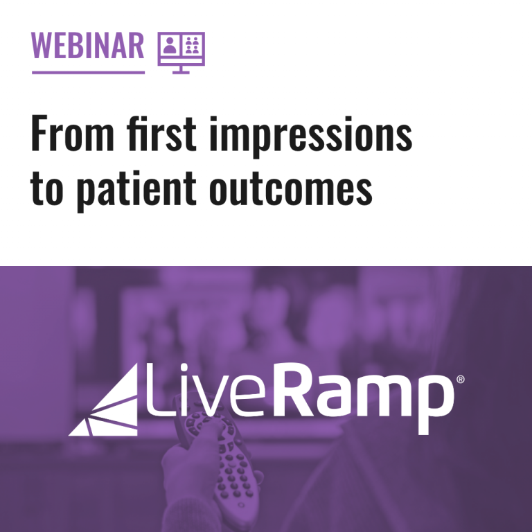 From first impressions to patient outcomes