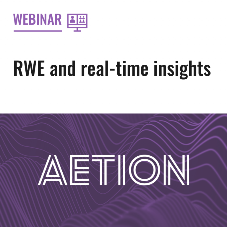 RWE and real-time insights