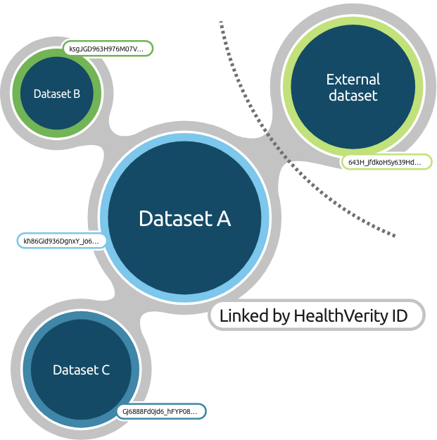 HealthVerity Census dataset diagram